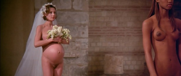 Ute Lemper nude bush Ève Salvail nude full frontal other's nude too - Pret a Porter (1994) HD 1080p (14)