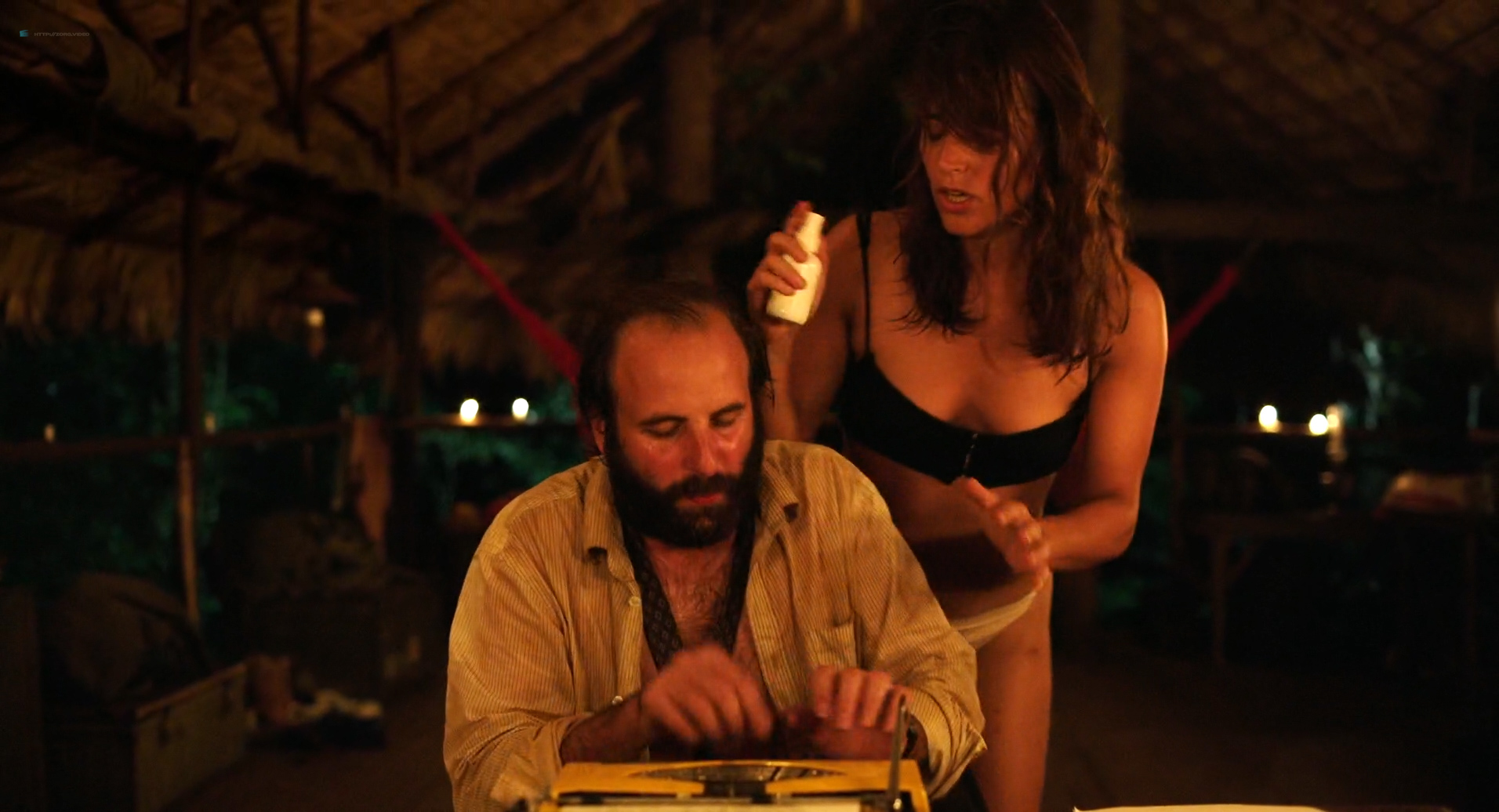 Vimala Pons nude bush and sex etc - La Loi De La Jungle (FR-2016) HD 1080p WEB-DL (8)