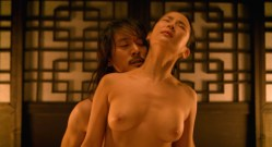 Yeo-Jeong Jo nude butt, topless and hot sex - The Concubine (KR-2012) HD 1080p (16)