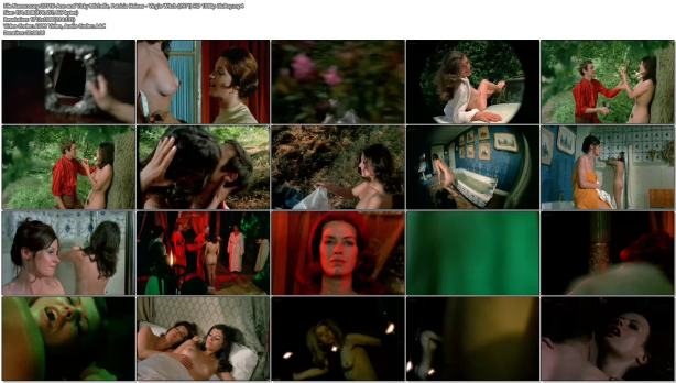 Ann and Vicky Michelle nude full frontal Patricia Haines nude too - Virgin Witch (1971) HD 1080p BluRay (9)