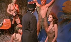 Fanny Bastien nude topless and butt - Pinot Simple Flic (FR-1984) (3)