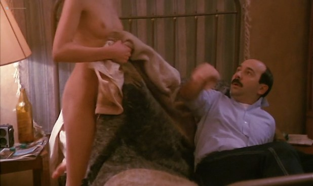 Fanny Bastien nude topless and butt - Pinot Simple Flic (FR-1984) (8)