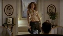 Fanny Bastien nude topless and cute Marisa Berenson and Agnes Garreau nude topless- La tete dans le sac (FR-1983) VHS (7)