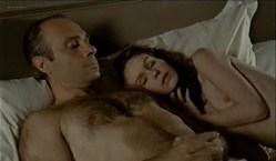 Fanny Bastien nude topless and cute Marisa Berenson and Agnes Garreau nude topless- La tete dans le sac (FR-1983) VHS (5)