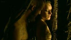 Ida Nielsen nude topless Josefin Asplund nude topless and sex – Vikings (2017) s04e18 HD 1080p (7)