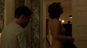 Irène Jacob nude butt and side boob - The Affair (2017) s3e6 HD 1080p (5)