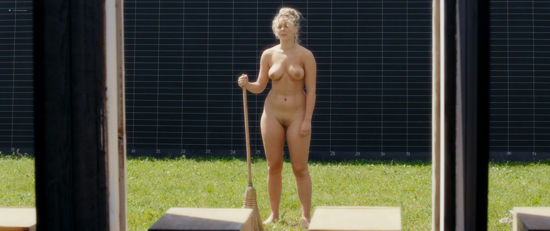 Jodi Balfour nude full frontal Meisha Lowe nude other's nude bush, butt and boobs - Eadweard (2015) HD 1080p WebDl (4)
