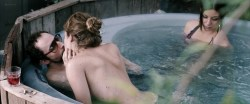 Krysten Ritter hot lingerie and some sex Chelsea Schuchman brief boobs - Asthma (2014) HD 1080p (1)