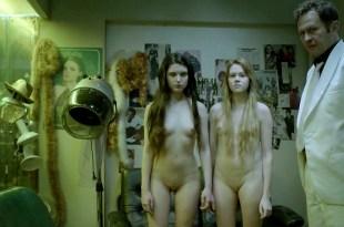 Michalina Olszańska nude topless and Magdalena Cielecka nude full frontal – Córki Dancingu (PL-2015) HD 720p