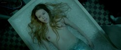 Michalina Olszańska nude topless and Magdalena Cielecka nude full frontal - Córki Dancingu (PL-2015) HD 720p (12)