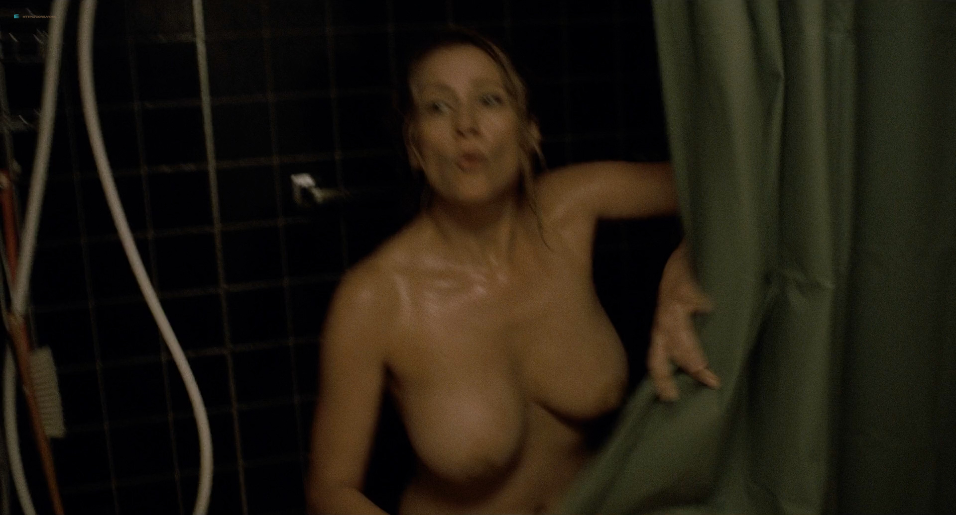 Hannah Britland Naked in paula morgan nude topless in the shower – closet monster (2015) hd