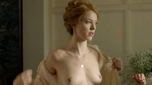Rebecca Hall nude topless and Adelaide Clemens nude butt - Parades End (UK-2012) HD 1080p BluRay