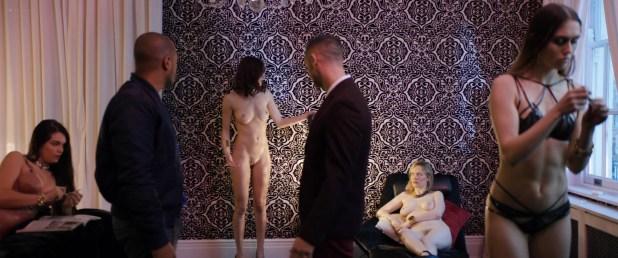 Shanika Warren-Markland nude bush Tonia Sotiropoulou nude and other's nude full frontal – Brotherhood (2016) HD 1080p (14)