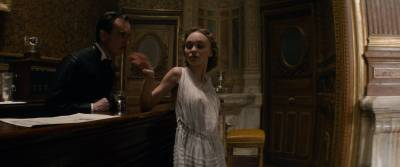 Soko nude topless and butt and Tamzin Merchant nude topless too- La danseuse (FR-2016) HD 1080p BluRay (7)