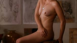 Sophia Myles nude butt and topless - Art School Confidential (2006) HD 1080p Web (11)