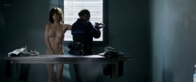 ophie Marceau nude topless - La taularde (FR-2015) HD 1080p WebDl (4)