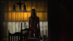 Sunny Mabrey nude topless and butt and Amelia Cooke nude sex - Species III (2004) HD 1080p (11)