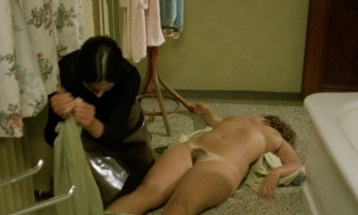 Cinzia Monreale nude full frontal and Lucia D'Elia nude bush - Beyond the Darkness (IT-1979) HD 720p BluRay (3)