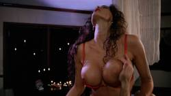 Julie Strain nude full frontal Rochelle Swanson and others nude lesbian sex - Sorceress (1994) HD 1080p BluRay (1)