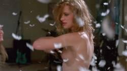Juliette Cummins nude topless Kimberly McArthur hot and busty - Slumber Party Massacre II (1987) HD 1080p (5)