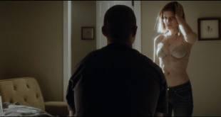 Kate Mara hot and sexy in bra - Man Down (2016) HD 1080p (6)
