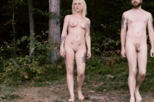 Lucretia Lynn nude full frontal Tristan Risk and Ellie Church nude - Harvest Lake (2016) HD 1080p WebDL