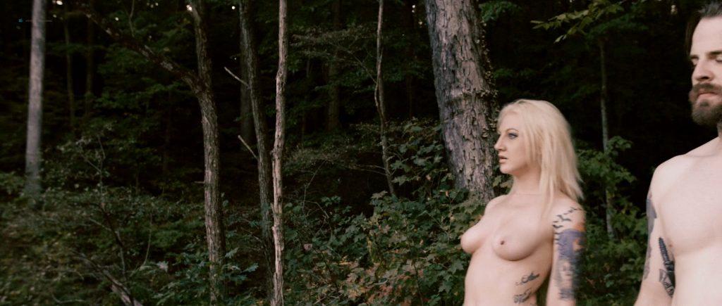 Lucretia Lynn nude full frontal Tristan Risk and Ellie Church nude - Harvest Lake (2016) HD 1080p WebDL (4)