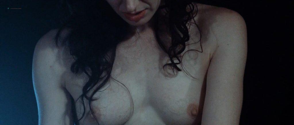 Lucretia Lynn nude full frontal Tristan Risk and Ellie Church nude - Harvest Lake (2016) HD 1080p WebDL (14)