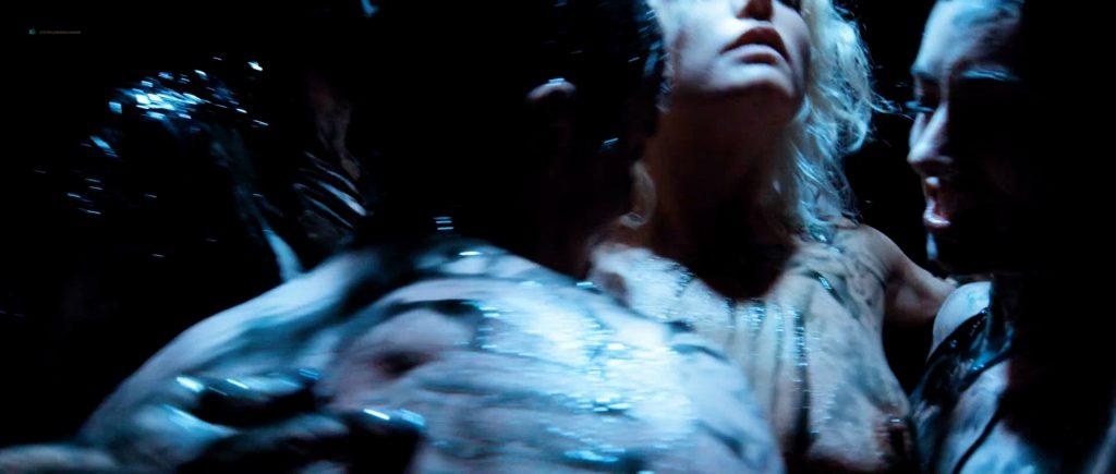 Lucretia Lynn nude full frontal Tristan Risk and Ellie Church nude - Harvest Lake (2016) HD 1080p WebDL (12)