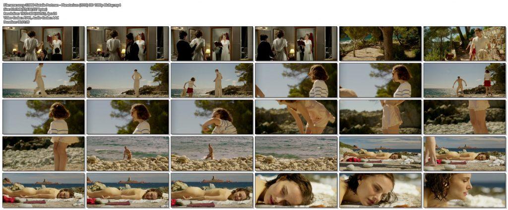 Natalie Portman nude butt - Planetarium (2016) HD 1080p BluRay (1)