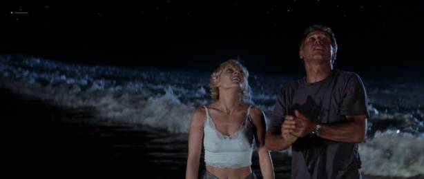 Anne Heche hot, wet bikini and c-true Jacqueline Obradors hot - Six Days Seven Nights (1998) HD1080p WEB (6)