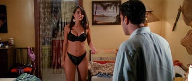 Anne Heche hot, wet bikini and c-true Jacqueline Obradors hot - Six Days Seven Nights (1998) HD1080p WEB (1)