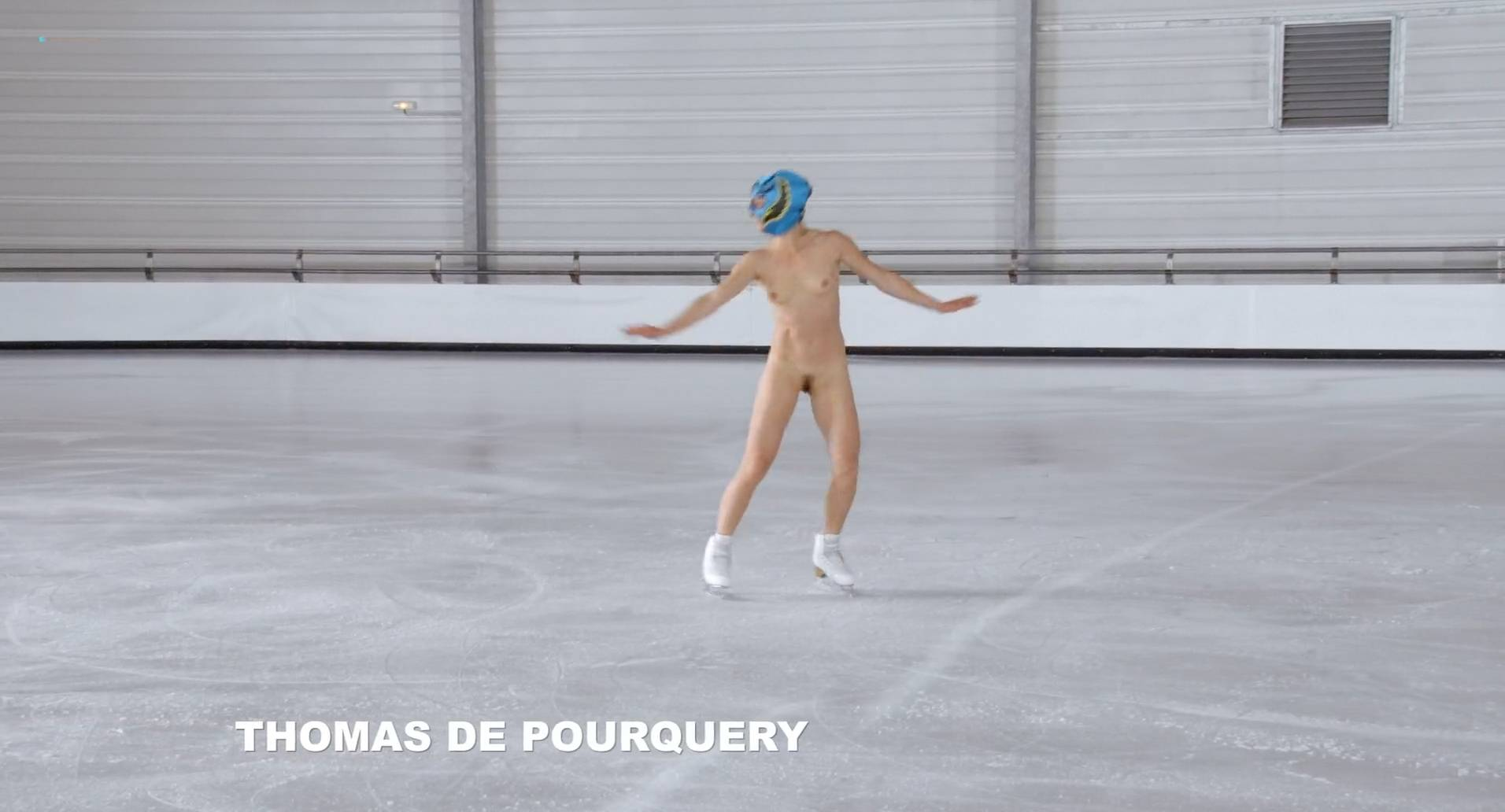 Céline Fuhrer nude full frontal, butt and skinny dipping - Apnée (FR-2016) HD 1080p (1)