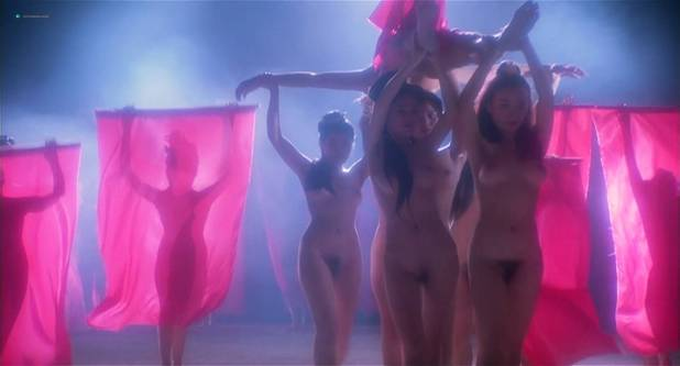Isabella Chow nude Amy Yip, Rena Murakami, Mari Ayukawa all nude lot of sex - Sex And Zen (HK-1991) HD 1080p (14)