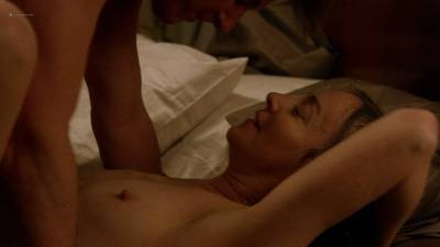 Jane Adams nude topless and sex and Gugu Mbatha-Raw hot and wet - Easy (2016) s1e7 HD 720p (6)