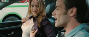 Leelee Sobieski hot and sexy sex in the car - Branded (2012) HD 720p BluRay
