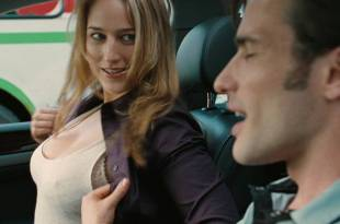 Leelee Sobieski hot and sexy sex in the car – Branded (2012) HD 720p BluRay