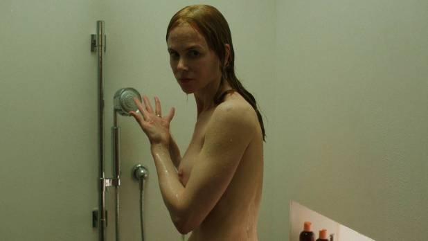 Nicole Kidman nude topless Shailene Woodley nude butt Laura Dern sex - Big Little Lies (2017) s1e3 HD 1080p (10)
