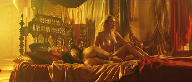 Petra Silander nude topless, other's nude butt - Virtual Revolution (2016) HD 1080p (6)