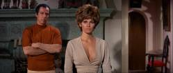 Raquel Welch hot and wet Christine Todd nude topless - Lady in Cement (1968) HD 1080p BluRay (14)