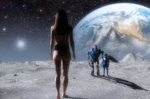 Sarah Butler nude and butt in thong – Moontrap: Target Earth (2017) HD 1080p Web