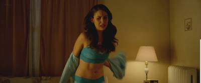 Alison Brie hot and sexy in bra and panties - No Stranger Than Love (2015) HD 1080p WEB (14)