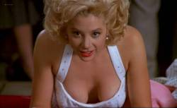 Ashley Judd nude topless and bush and Mira Sorvino nude - Norma Jean & Marilyn (1996) (13)