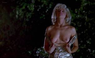Ashley Judd nude topless and bush and Mira Sorvino nude - Norma Jean & Marilyn (1996) (12)