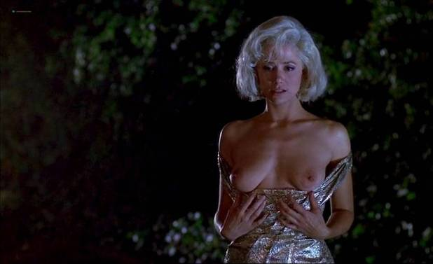 Ashley Judd nude topless and bush and Mira Sorvino nude - Norma Jean & Marilyn (1996) (11)