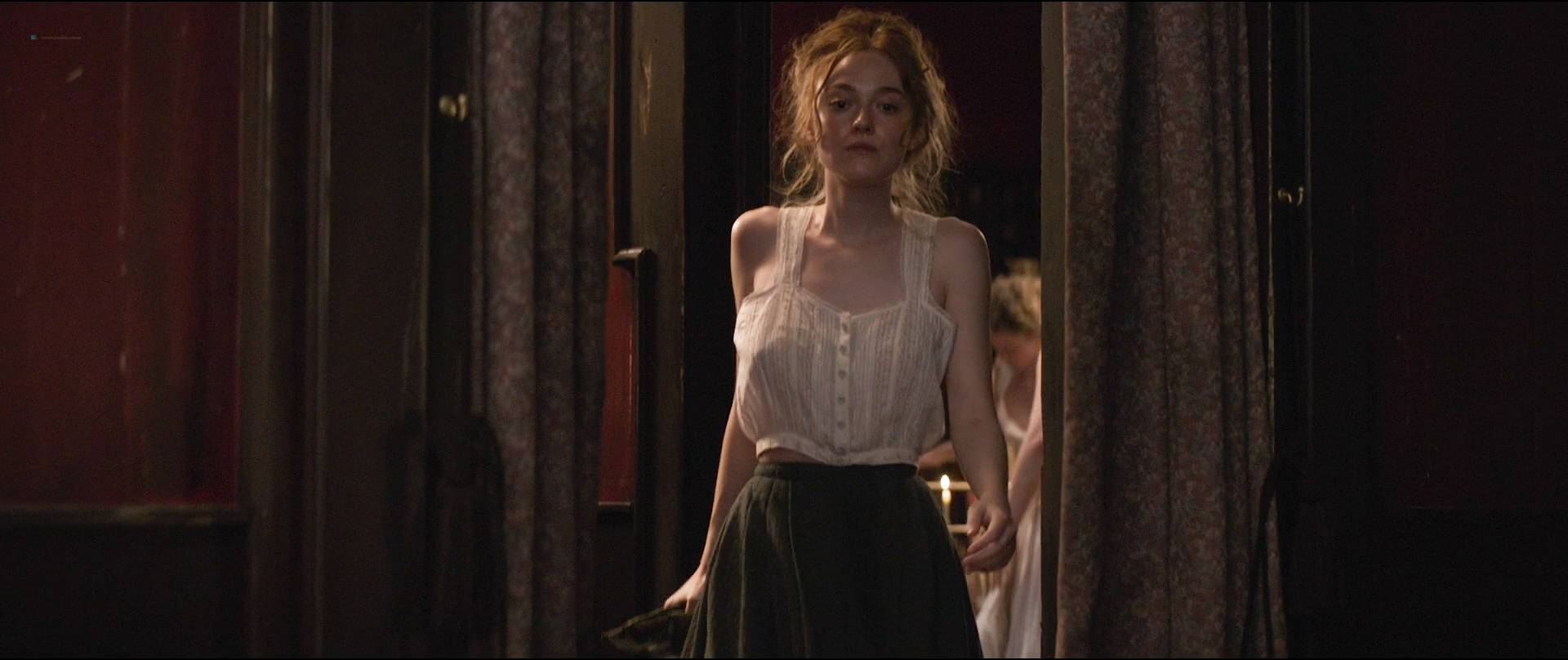 Dakota Fanning hot, Carla Juri, Vera Vitali others nude bush - Brimstone (2016) HD 1080p BluRay (15)
