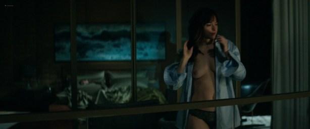 Dakota Johnson nude topless and sex - Fifty Shades Darker (2017) HD 1080p Web (16)