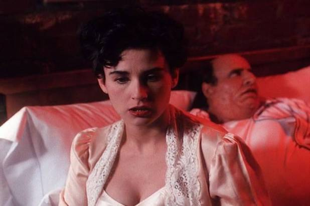 Demi Moore hot and sexy some sex - Tales from the Crypt (1990) s2e1 (12)
