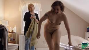 Lena Dunham nude full frontal Allison Williams lingerie - Girls (2017) s6e10 HD 720p