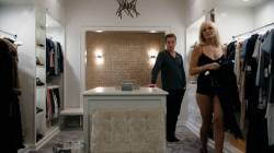 Malin Akerman hot in lingerie other oral and topless - Billions (2017) s2e7 HDTV 720p (7)